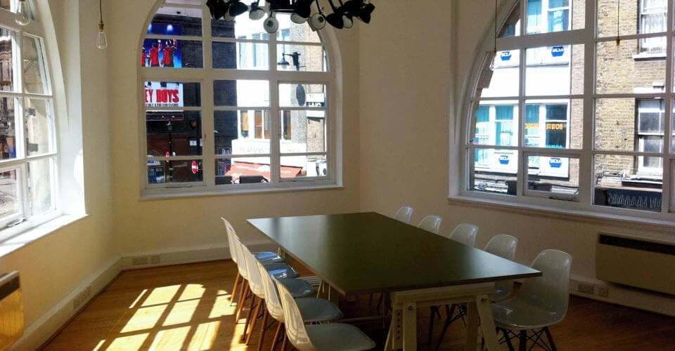 The Soho Collective Hot Desking London
