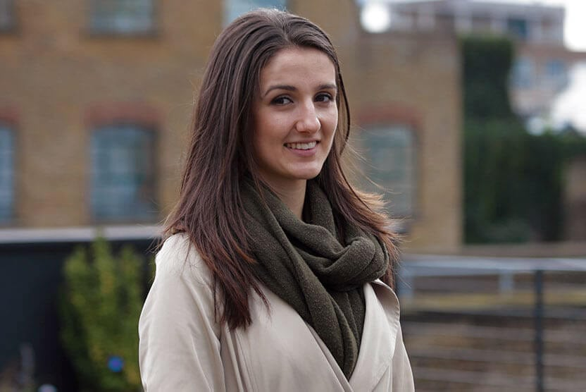 Charlotte Bruce, MAF accountant