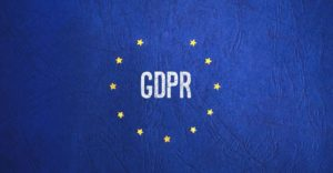 GDPR Banner in an EU style